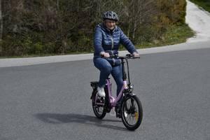 Bilde av El sykkel for bobil og
